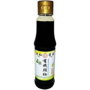 Organic Soy Sauce From Hong Kong New Territories (150ml)