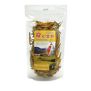 Taiwan all-natural sundried orange day-lily