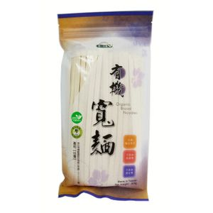 Taiwan Organic Thick Wheat Noodle
