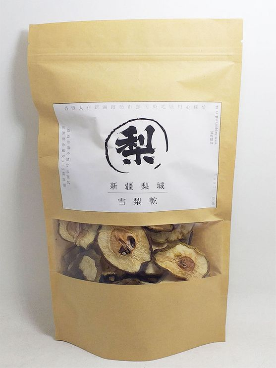 Xinjiang Fragrant Pear Chips (200g)